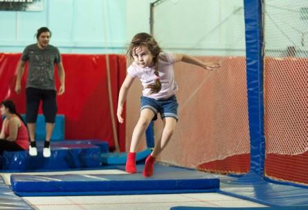 Акробатика и развитие гибкости у детей