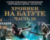 XVIII соревнования спортивного центра «На Батуте»